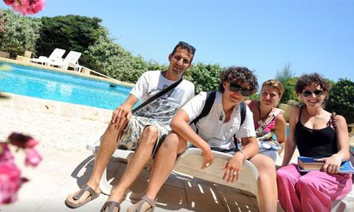 30plus Englisch Sprachreisen nach Malta