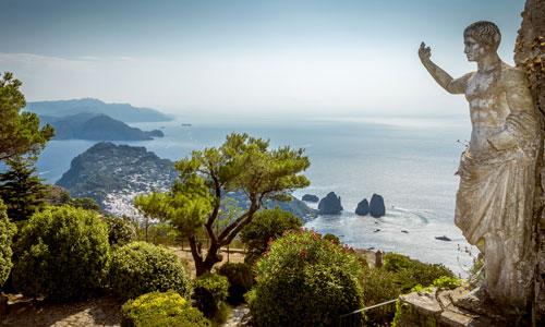 50plus Sprachreisen nach Italien - Taormina