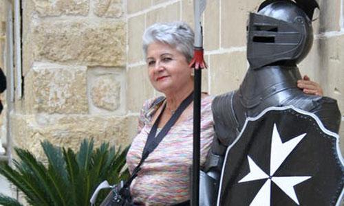 40plus (und 50plus) Sprachreise nach Malta
