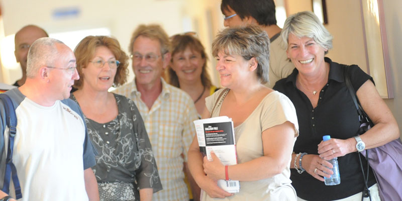 50plus Englisch Sprachreise nach Malta