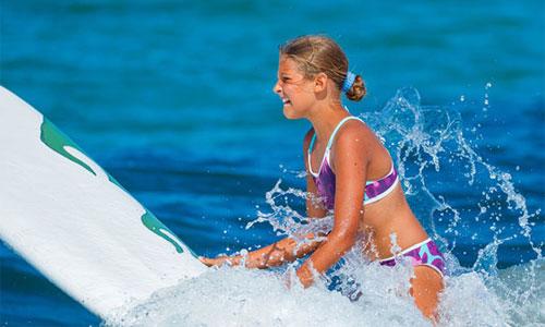 Frankreich Sprachreisen für Schüler mit Surfen