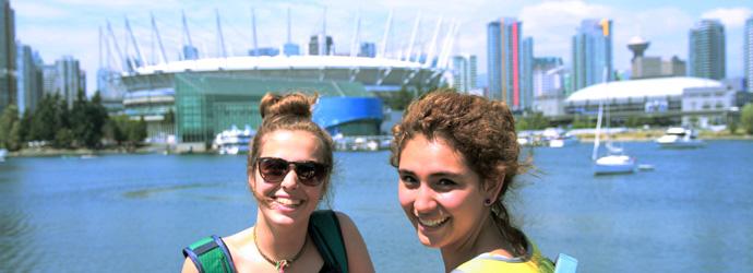 Vancouver Schülersprachreise mit Internat