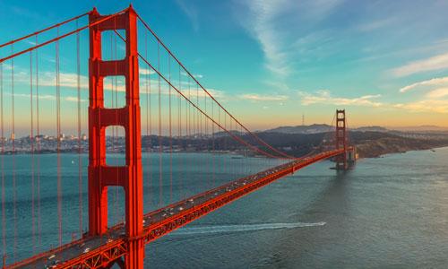 San Francisco Schülersprachreise