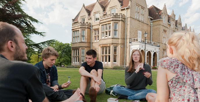 Englisch Abiturvorbereitungskurs in Oxford