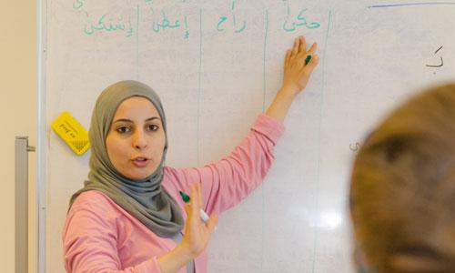 Arabisch Sprachreisen nach Jordanien