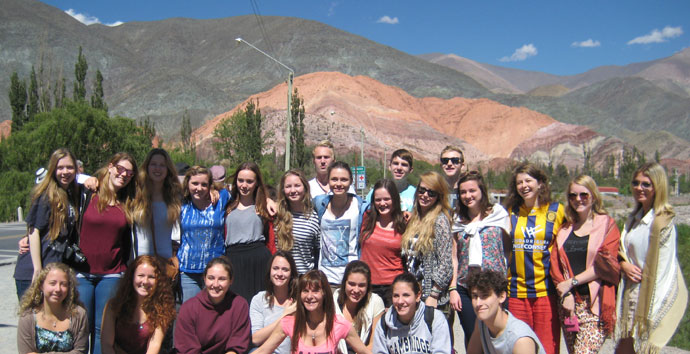 Schuljahr in Argentinien - Orientierung und Reisen