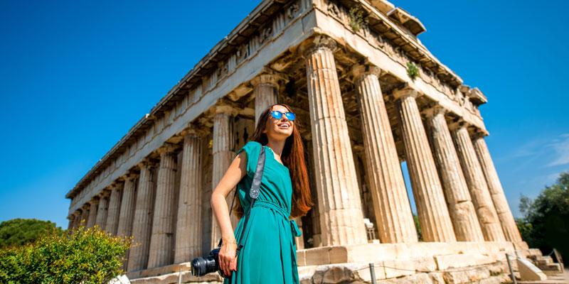 Griechenland Sprachreisen nach Athen