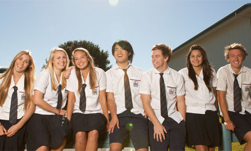 staatliche High Schools Australien - Image used with permission. © State of Queensland (Education Queensland International) 2017