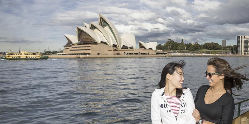 Sprachkurs und Praktikum in Australien