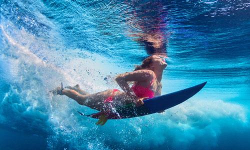 Australien Sprachreisen - Englischkurs und Surfen