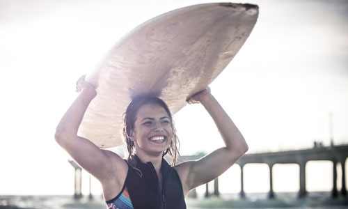 Australien Sprachkurs und Surfen