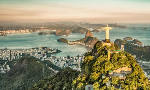 Brasilien Sprachreisen nach Rio de Janeiro