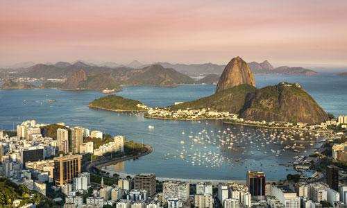 Portugiesisch Sprachreisen nach Brasilien