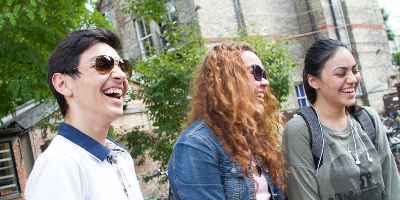 Schülersprachreise nach Cambridge