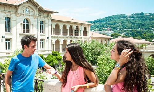 Schülersprachreise Frankreich nach Cannes