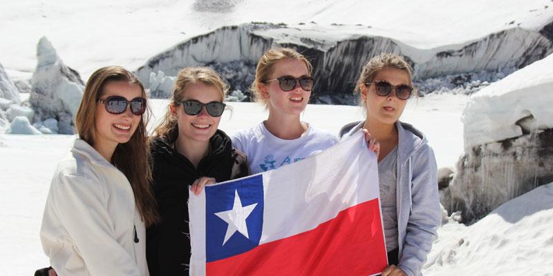 Austauschjahr High School in Südamerika - Chile