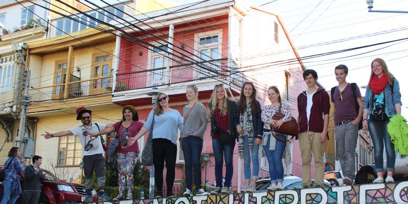 Schuljahr in Südamerika