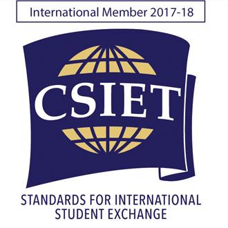 Auslandsjahr High School USA mit CSIET Miglied GLS