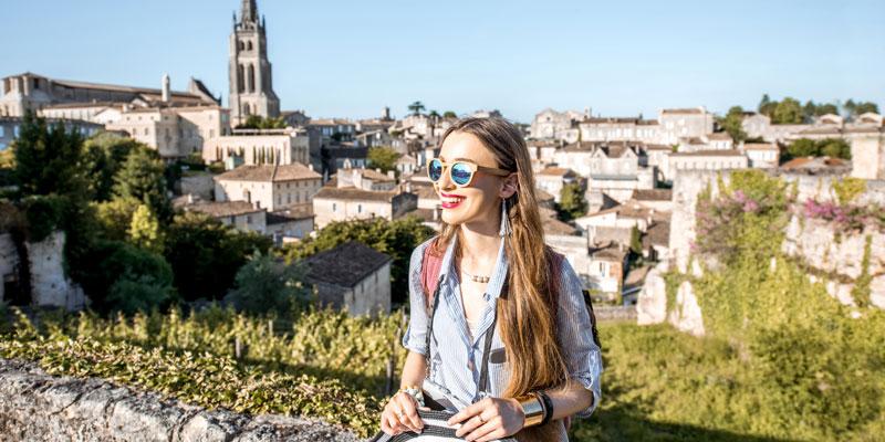 Französisch Sprachreise nach Bordeaux