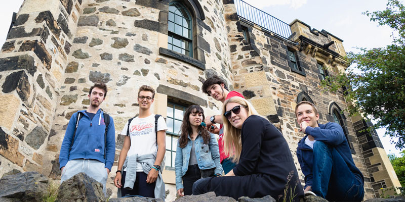 Sprachreise Schottland - Sprachkurs Edinburgh Schottland