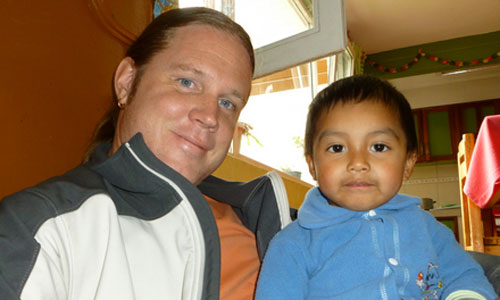 Auslandspraktikum Ecuador, Südamerika