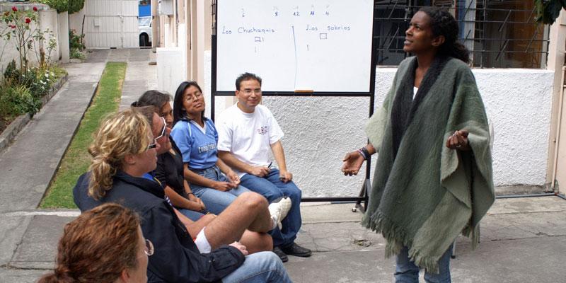 Spanischkurs und Praktikum in Südamerika
