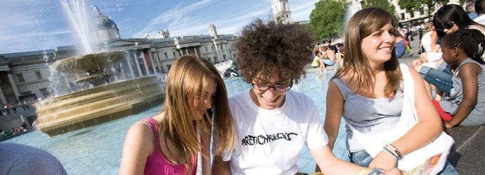 Schülersprachreisen London