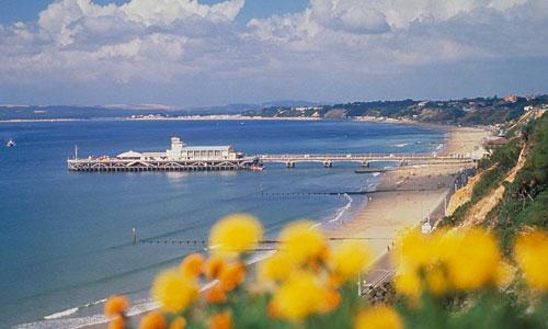 England Sprachreisen nach Bournemouth