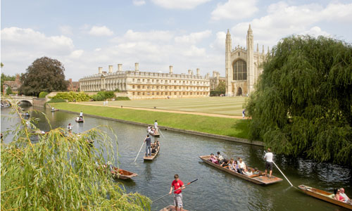 England Sprachreisen nach Cambridge