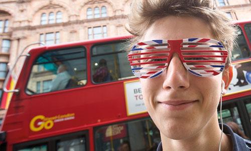Englisch Schülersprachreise nach England