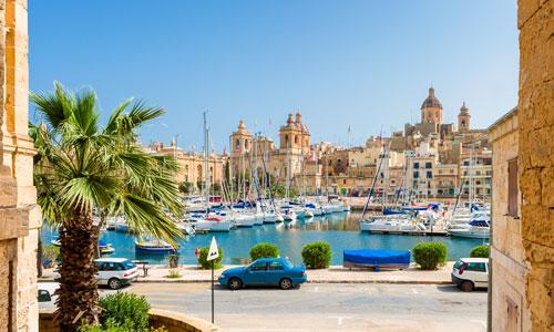 Englisch Sprachreisen nach Malta