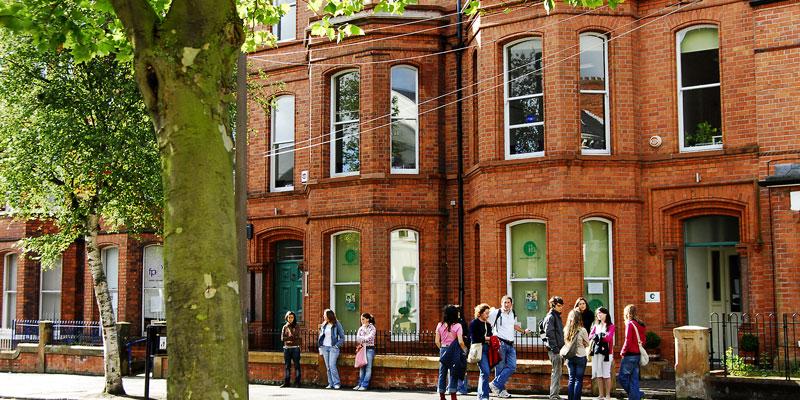 Irland Sprachreise nach Belfast