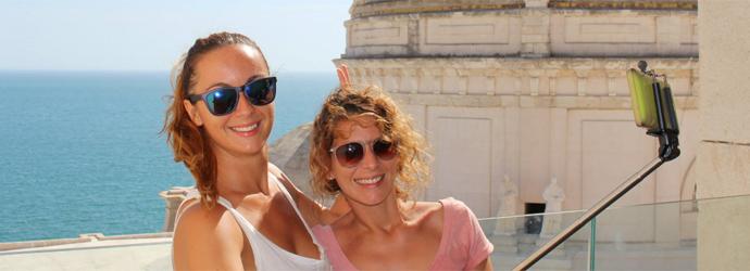 Südspanien Sprachreisen nach Cadiz