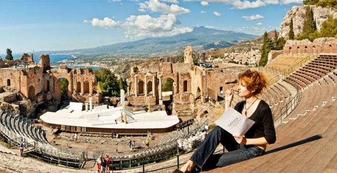 Sprachurlaub in Italien - Italien Sprachreise nach Sizilien