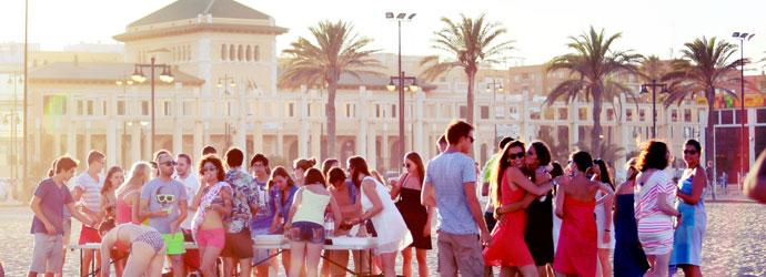 Sprachkurs in Valencia