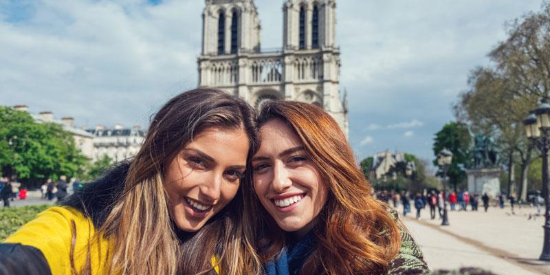 Praktikum in Paris, Frankreich