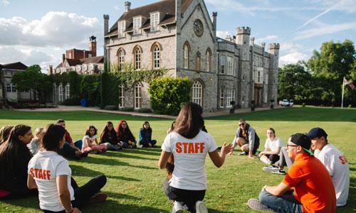 England Sprachreisen für Schüler mit Berufsorientierung