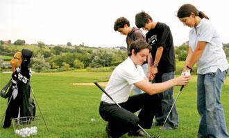 England Schülersprachreisen mit Golf