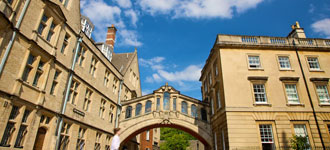 Privatschulen und Internate in Oxford, England