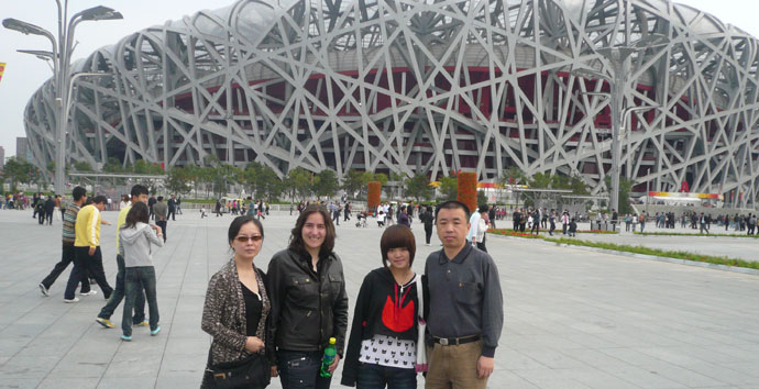 Gastfamilie und Internat in China