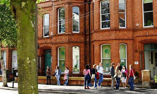 Irland Sprachreisen nach Belfast