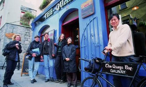 Irland Sprachreisen nach Galway