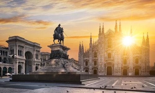 Italienisch Sprachreise nach Italien: Mailand