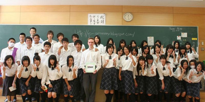Austauschjahr an einer Schule in Japan Preise