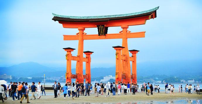 Japan Reisen für Austauschschüler