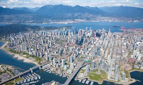 Sprachschulen in Kanada - Vancouver