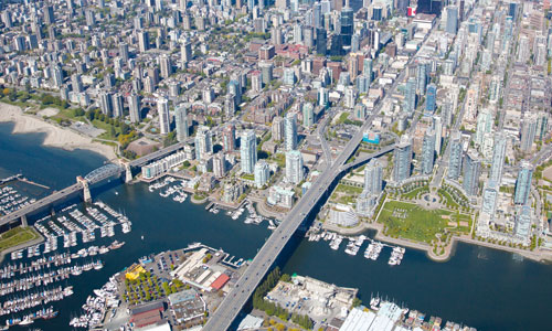 Schülersprachreise Vancouver - ab 12 Jahre