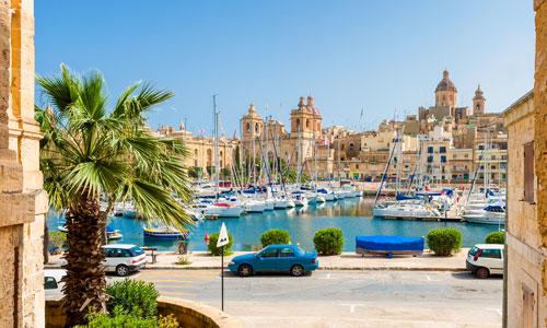 Englischkurse auf Malta für Firmenangehörige - Bildungsurlaub