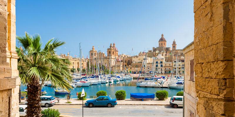 Auslandspraktikum auf Malta
