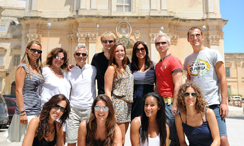 Sprachkurs Englisch auf Malta